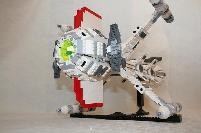 lego comet tank
